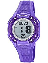 Calypso Reloj Digital para Unisex de Cuarzo con Correa en Plástico K5728/5