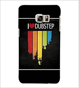 PrintDhaba Quote D-1423 Back Case Cover for SAMSUNG GALAXY NOTE 5 EDGE (Multi-Coloured)