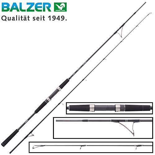 Balzer 71 North Baltic Sea 2,40m 30-125g - Meeresrute zum Pilken & Jiggen auf Dorsche & Seelachse, Pilkrute, Dorschrute, Angelrute