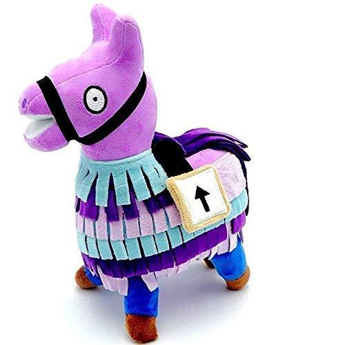 Heikles Spielzeug Alpaka Schatztruhe Plüsch Puppe Kissen Puppe Spielzeug Kinder Jungen und Mädchen Geschenke Halten Sie die gute Stimmung aufrecht (größe : Mini)