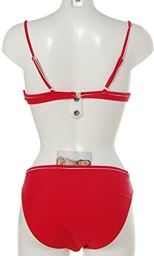 Shiwi Damen Bügel Bikini Rot