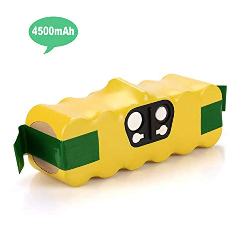 Hochstern 14.4V 4500mAh Batterie de remplacement Ni-MH pour iRobot Roomba 500 600 700 800 880 510...