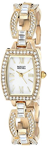 badgley-mischka-womens-ba-1336wmgb-swarovski-crystal-accented-gold-tone-watch-with-open-link-bracele