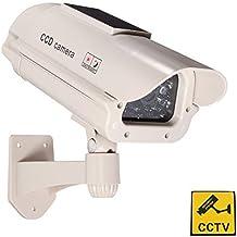 BW Cámara de vigilancia con energía solar diseño profesional IR luz ...