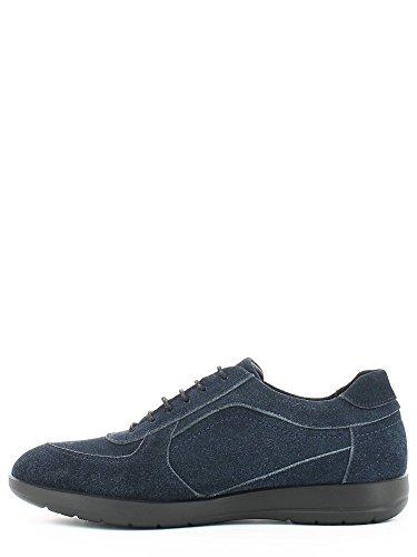 Lumberjack , Chaussures de ville à lacets pour homme - Navy bleu