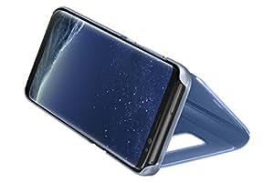 Samsung Original Coque Support à Rabat pour Galaxy S8 - Bleu