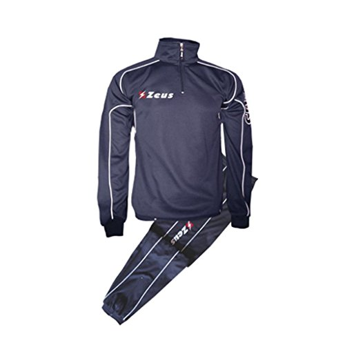 Tuta Zeus Krono Blu Sports Outdoor Clothing