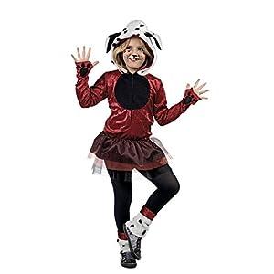 Limit Sport - Disfraz de dalmata con tutu para niña (MI917)