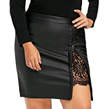 huge discount fa159 64569 Amazon.it: minigonna invernale