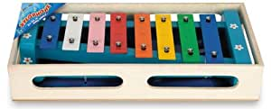 Wooden Xylophone in Wooden Box - Make an ideal gift - Hours of fun