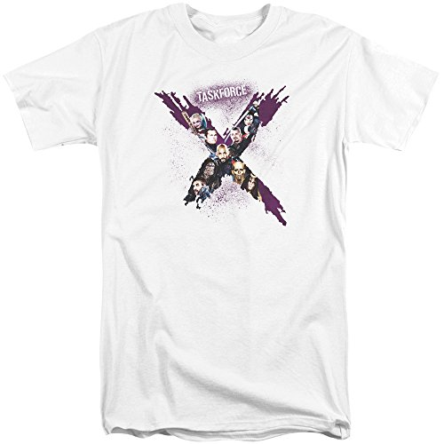 Suicide Squad Herren T-Shirt Weiß