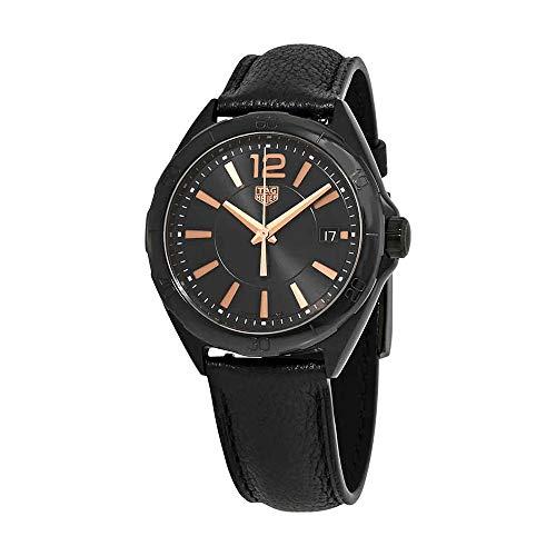 Tag Heuer Damen-Armbanduhr Formel 1, schwarzes Zifferblatt, WBJ1314.FC8230