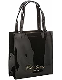 13d599719aaf Ted Baker Small Icon Tote Bag in Black