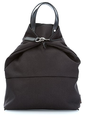 JOST Lund X-Vacillate turn into 3-Way-Bag S Rucksack, 14.4 Liter, Schwarz