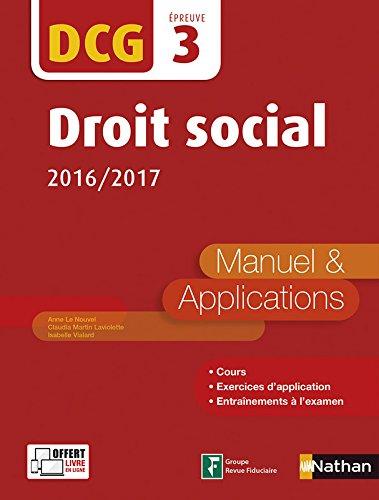 Droit social 2016/2017