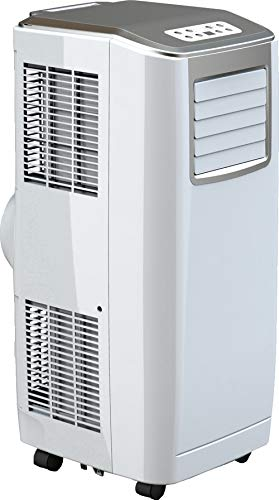 Aktobis Klimagerät WDH-FGA1075 - Kühlen, Entfeuchten und Ventilation - sehr umweltfreundlich [Energieklasse A] (10.000 BTU (R290))