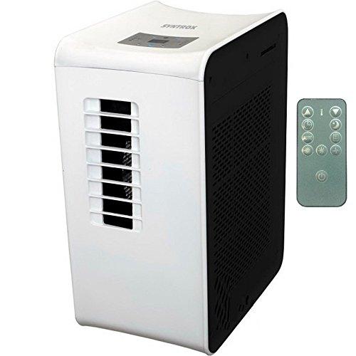 fakir klimageraet Syntrox Germany 3in1 Digitales Klimagerät mit 9000 BTU, LCD, Fernbedienung, Klimaanlage + Heizgerät- + Luftentfeuchter