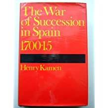 War of Succession in Spain, 1700-15
