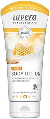 lavera Gentle Body Lotion, Organic Milk/Honey -