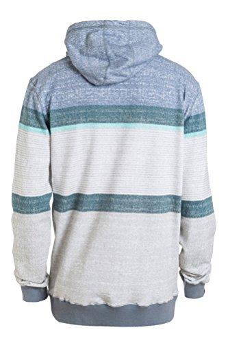 Rip Curl Herren Sweatshirt Rapture Hz Fleece Dark Denim