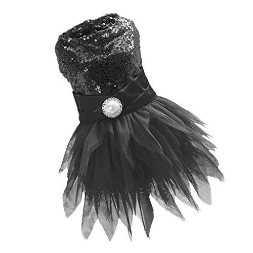 - Kleine Mädchen Tutu Schwarz Kostüme