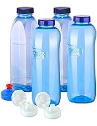 Edelstahl Trinkflasche von TrinkNatura Auslaufsicher, Trinkflaschen & Trinksysteme
