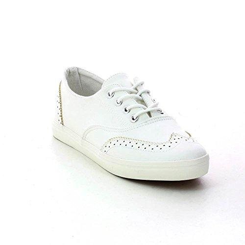 Go Tendance ,  Sneaker Donna Bianco