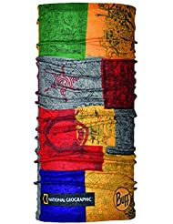 Buff Team Work, Scaldacollo Unisex – Adulto, Multicolore, Taglia Unica