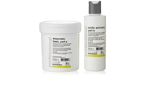 Enzymatic Base Part A + Acidic Activator Part B by Dermalogica #21