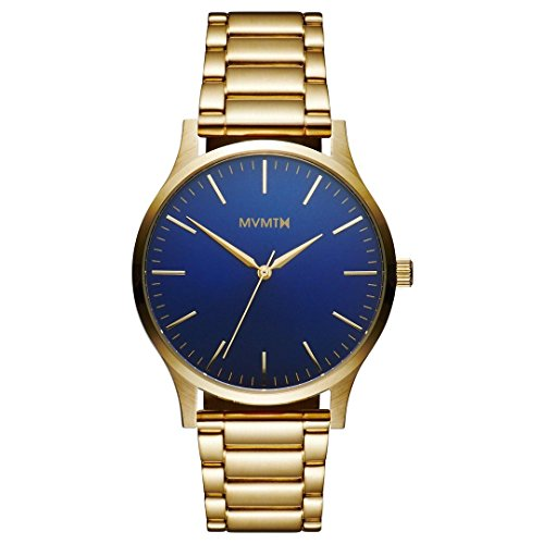 Uhr Mvmt 40 Series – 40 mm Blue/Gold
