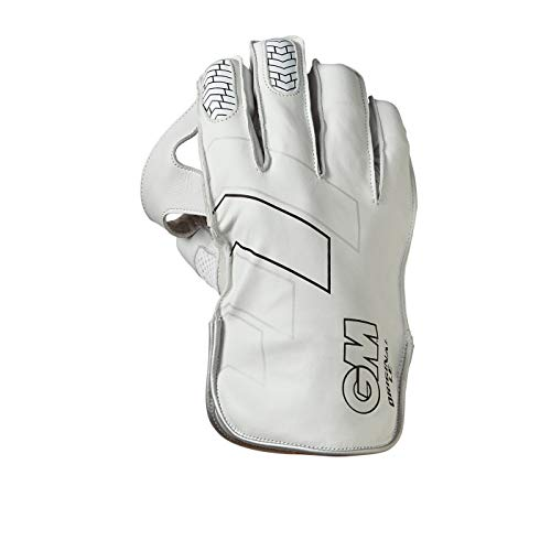 Gunn & Moore Original Le Wicket Keeping Gloves, Unisex, 52052005, weiß, L Erwachsene