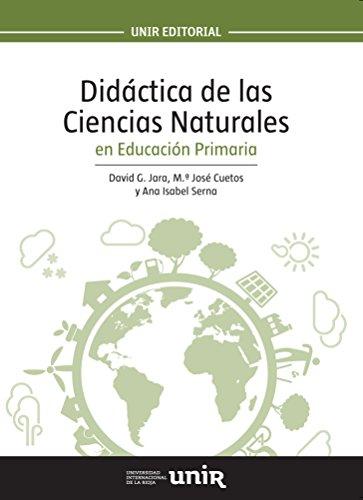 Didáctica de las Ciencias Naturales en Educación Primaria por David G. Jara
