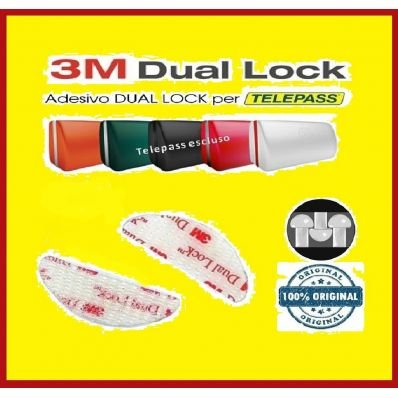 stickerslab-dual-lock-sj-3560-3m-velcro-adesivo-singoli-sagomati-per-telepass-parabrezza-auto-quanti