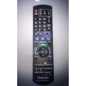 Panasonic DMR-HW100EBK PVR HD HDD RECORDER Remote Control