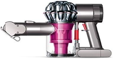 Dyson v6 trigger + Handstaubsauger mit 2 Saugstufen / 20 Min Laufzeit / 350 W / Mini Elektrobürste / Dyson Digitaler Motor v6 / 21,6 V Nickel-Mangan-Cobalt Akku / ohne Beutel