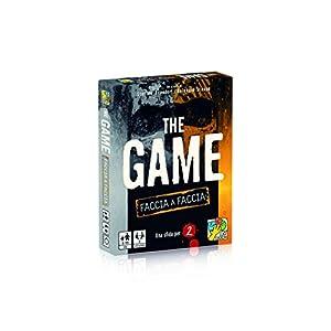 DV Giochi dvg9344-The Game-Faccia a Faccia, la sfida de The Game para 2Jugadores-Edición de Lingua Italiana