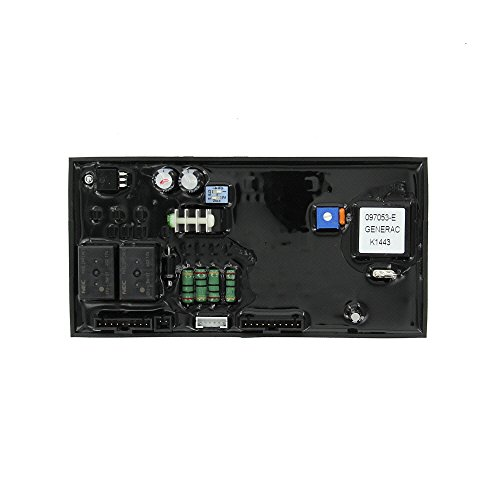Electronic Control Assembly (Generac 0968960SRV OEM RV Generator Control PC Board Assembly - DC PCB Control - Replacement Part)