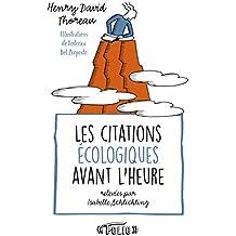 Les citations écologiques avant l'heure