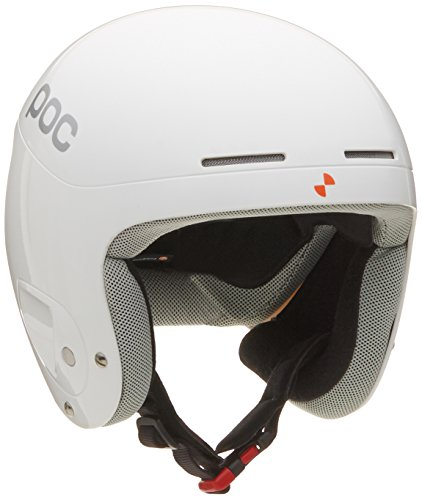 POC, Casco integrale da sci cross Skull X, Bianco (white), L (57-58 cm)