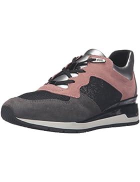 Geox Damen D Shahira A Sneakers