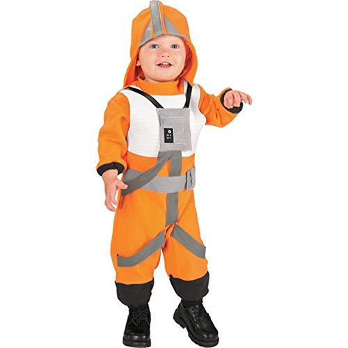 Rubie's Pilot Kostüm Star Wars X-Wing-Baby