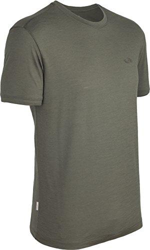 Icebreaker Herren Kurzarm T-Shirt Tech Lite Crewe, cargo, XL, 100898