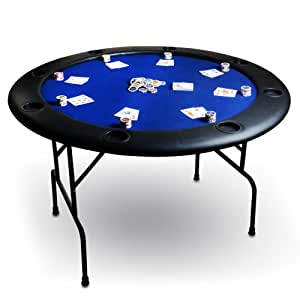 Runder Pokertisch
