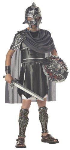 California Costume Collection Boys Gladiator Child Costume Gray ()