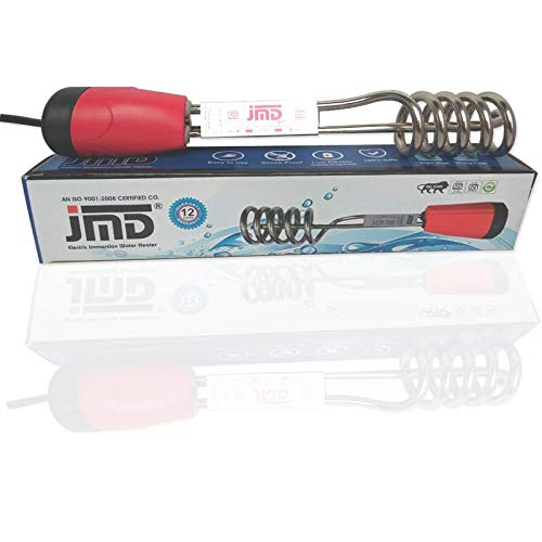JMD Gold 1500W Immersion Heater Rod (Black, ECAELEC0027)
