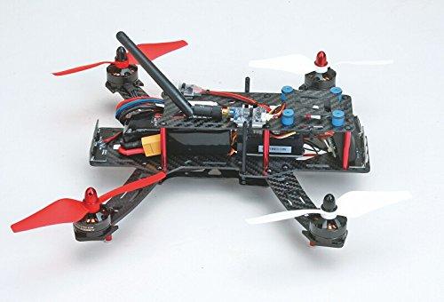 Graupner 16520.RTF - Quadrocopter ALPHA 250Q Race RTF - 4