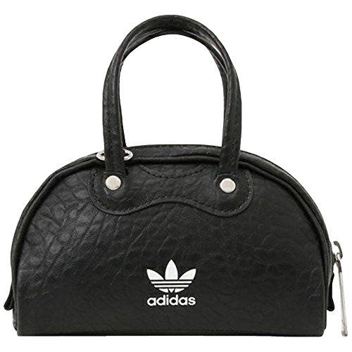 adidas Damen IP Mini Bow Bag Tasche, Schwarz-(Negro, NS