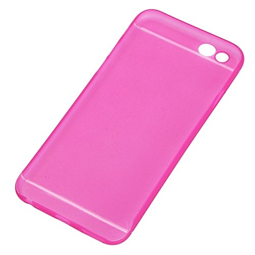 Phone case & Hülle Für IPhone 6 Plus / 6S Plus, Ultrathin Kameraschutz Design Translucence PP Gehäuse Cover ( Color : Grey ) Magenta