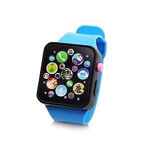 YLLY – Digitale Kinderuhr, Multifunktions-Smartwatch für Kleinkinder, zum Lernen, mit Touchscreen, Spielzeug