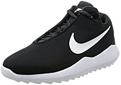 Nike Womens Jamaza Basketball Shoe Black/White-Anthracite 11
